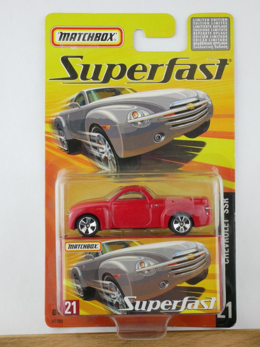 21 Chevrolet SSR - 12041