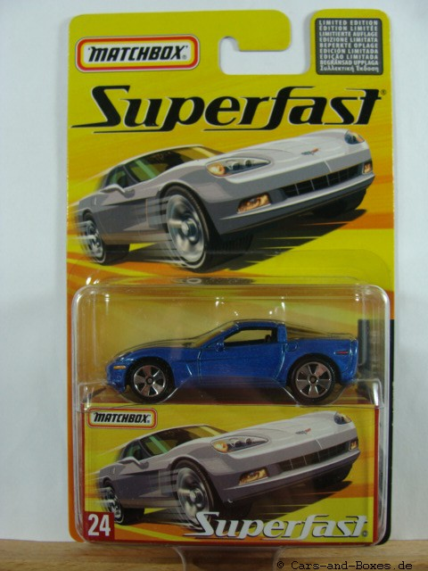 24 Chevrolet Corvette C6 - 12047