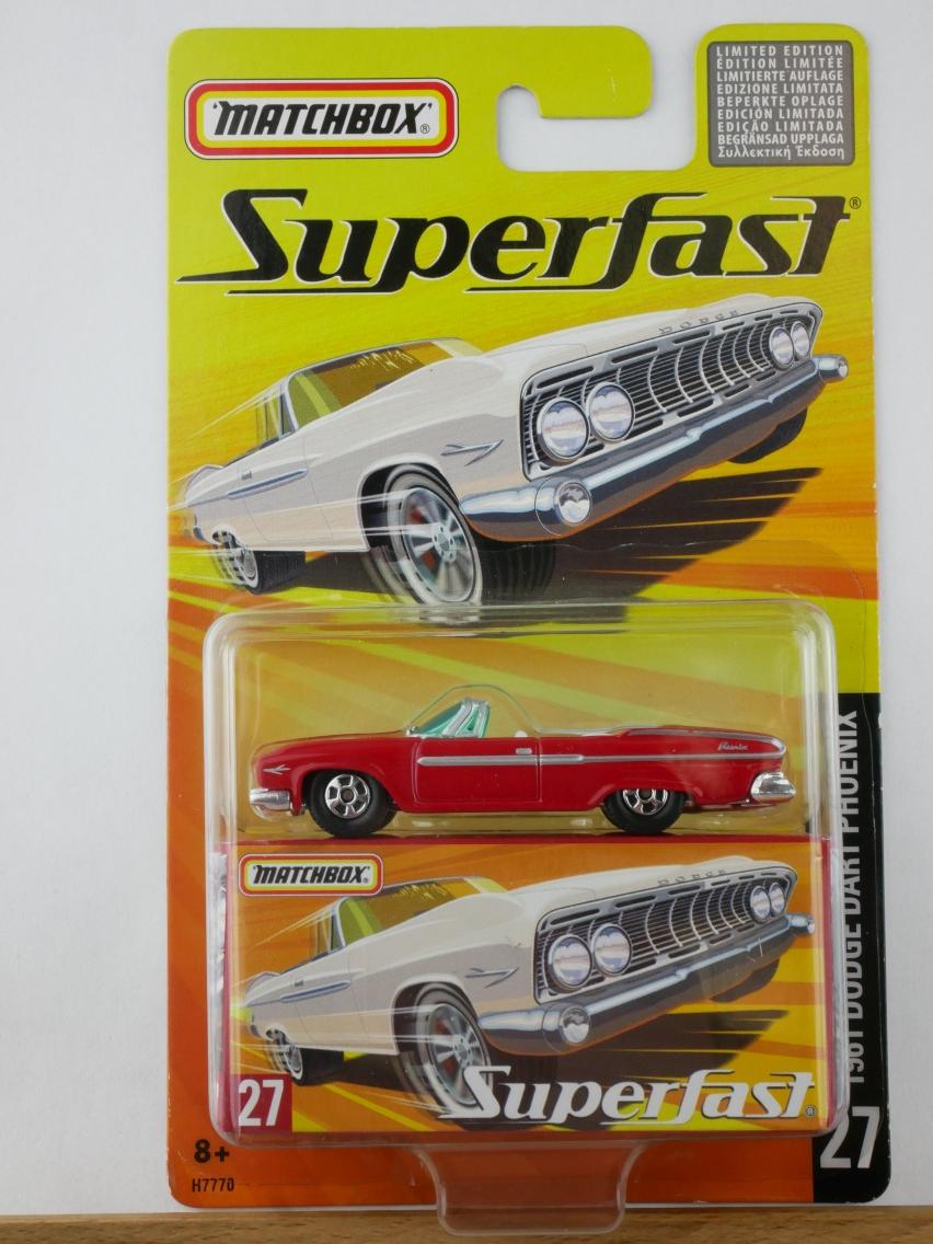 27 1961 Dodge Dart Phoenix - 12053