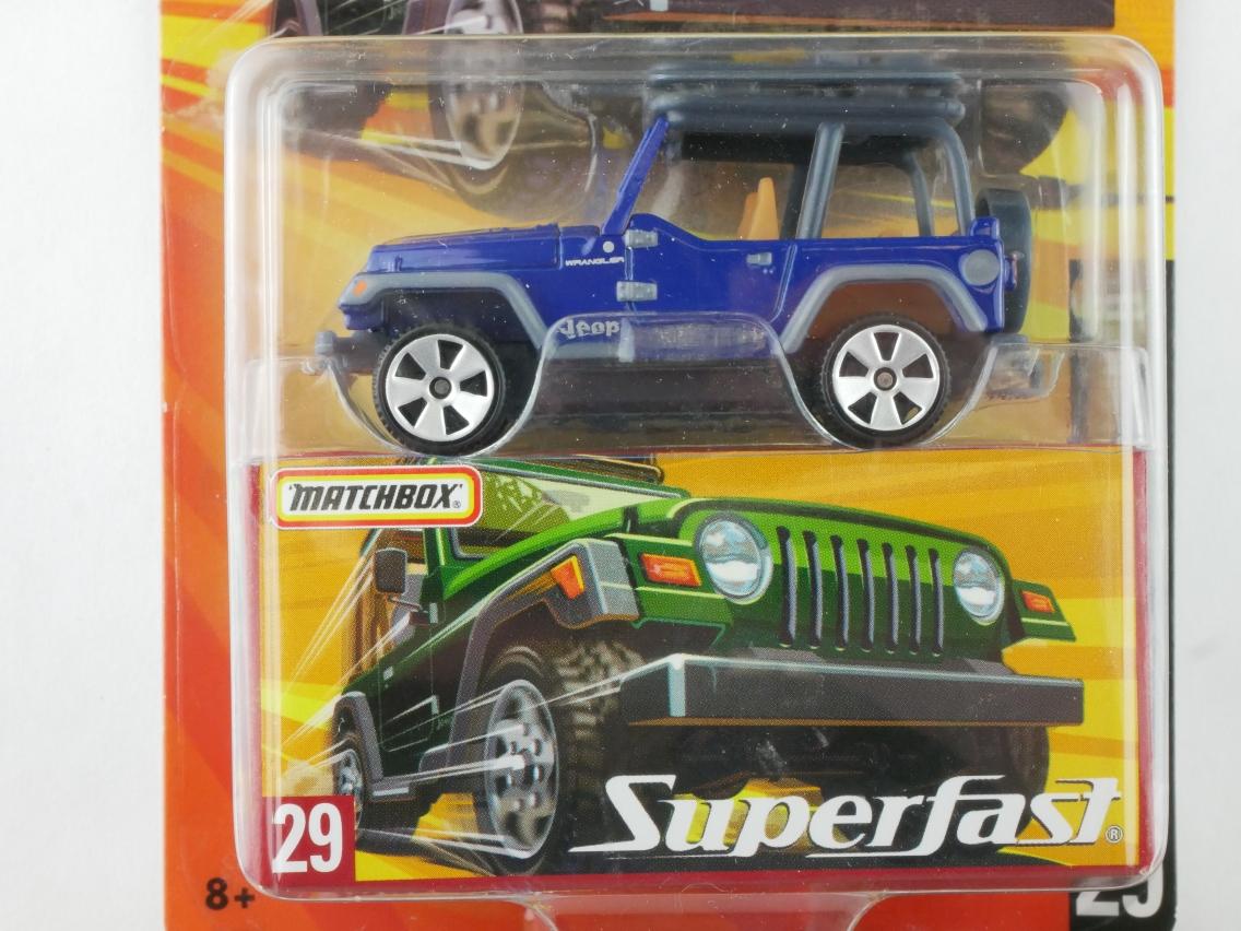 29 Jeep Wrangler - 12057