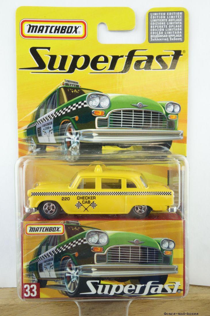 33 Checker Cab Taxi - 12065