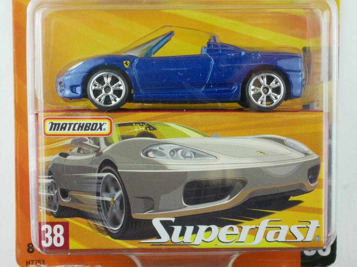 38 Ferrari 360 Spider - 12075