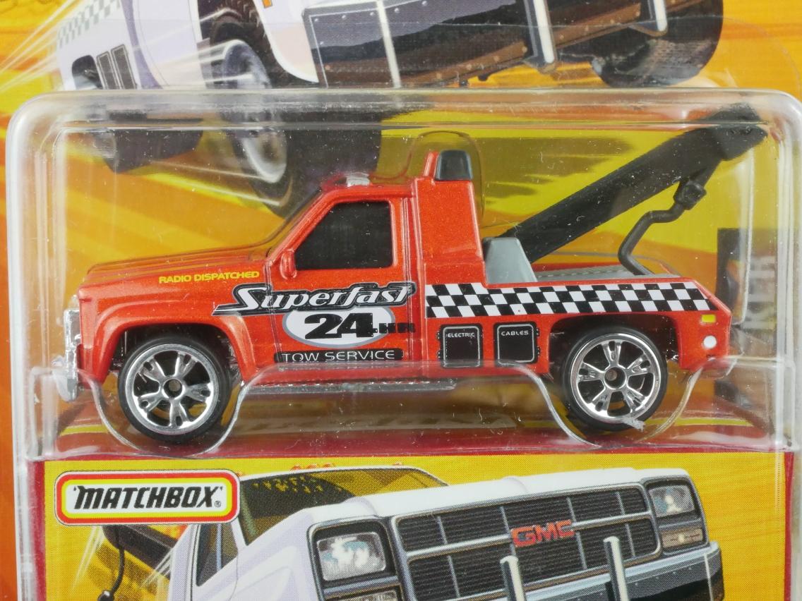 39 GMC Wrecker - 12077