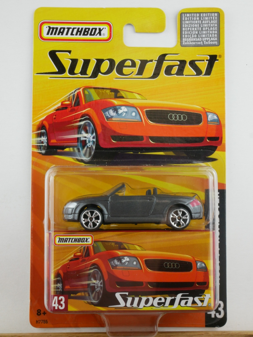43 Audi TT Roadster - 12085