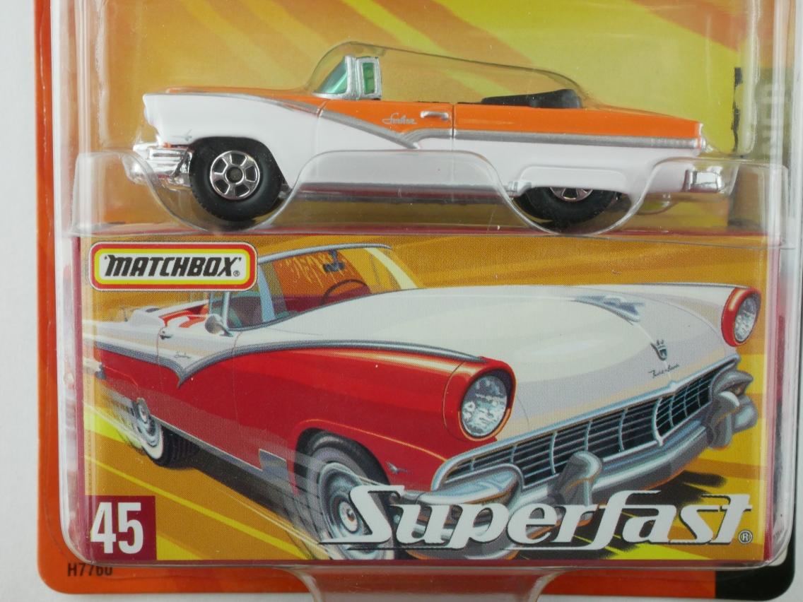 45 1956 Ford Fairlane Sunliner - 12089