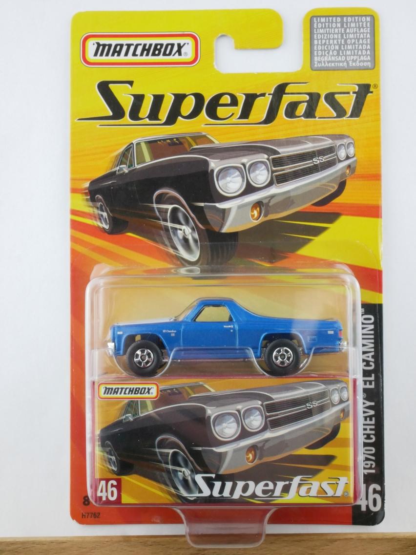 46 1970 Chevy El Camino - 12091