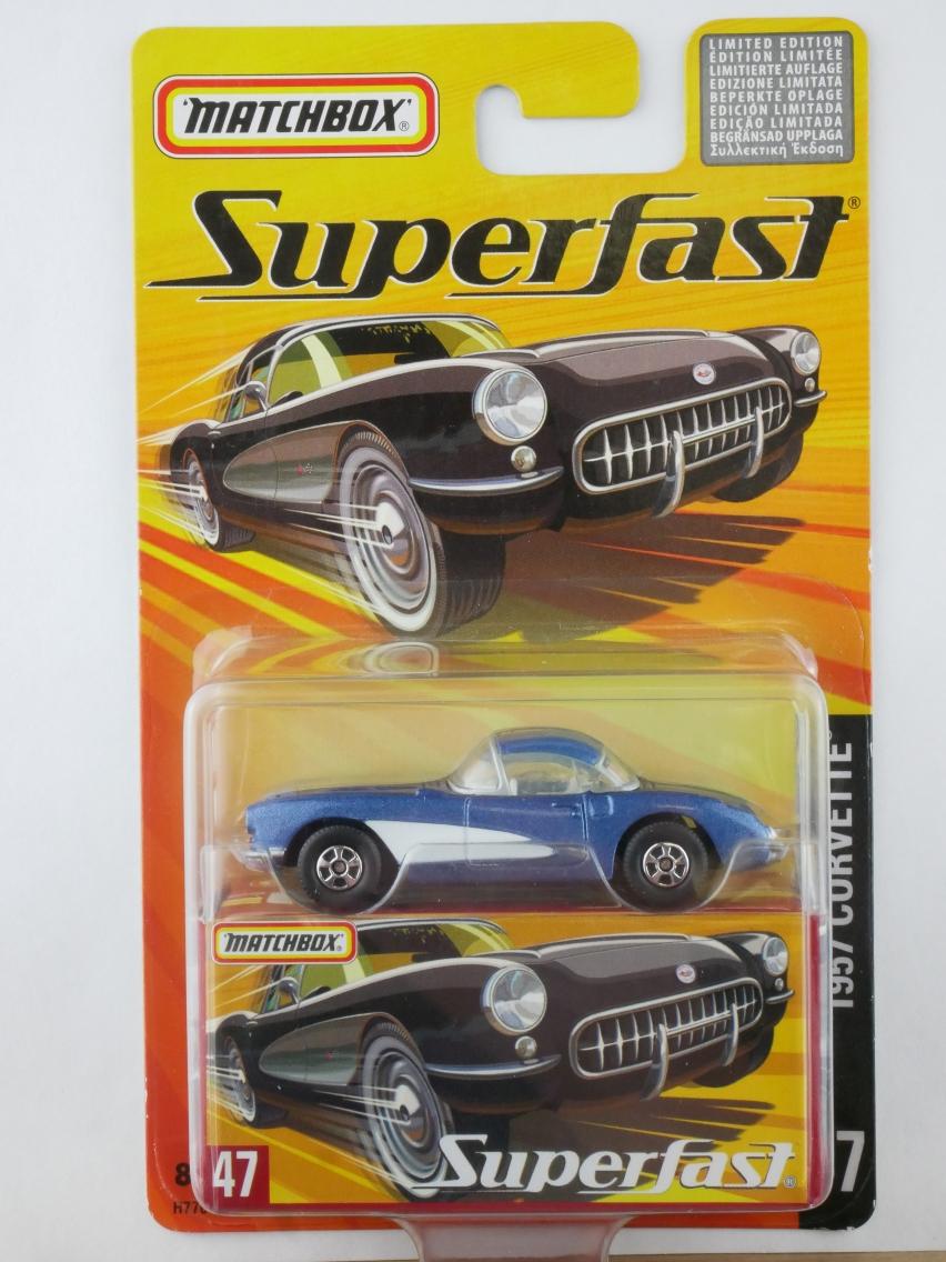 47 1957 Corvette - 12093