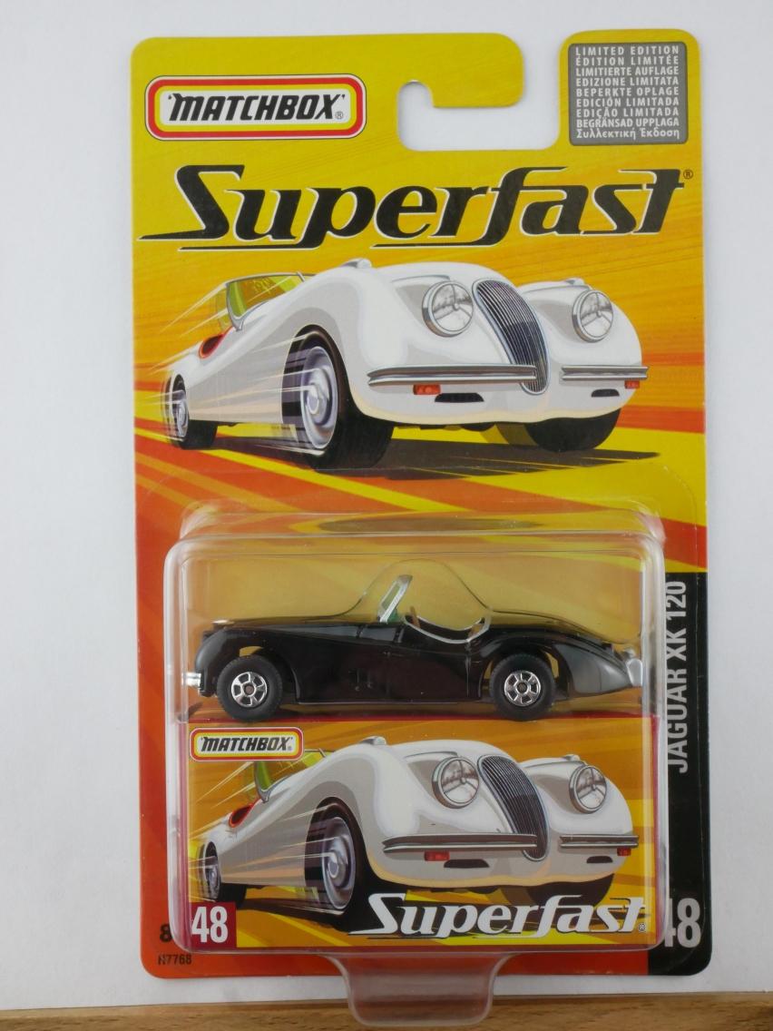 48 Jaguar XK 120 - 12095