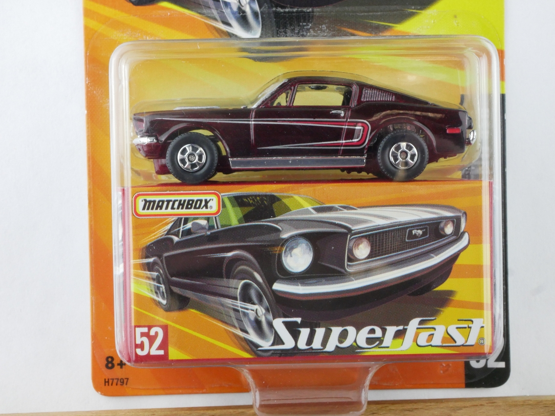 52 Ford Mustang 428 - 12103
