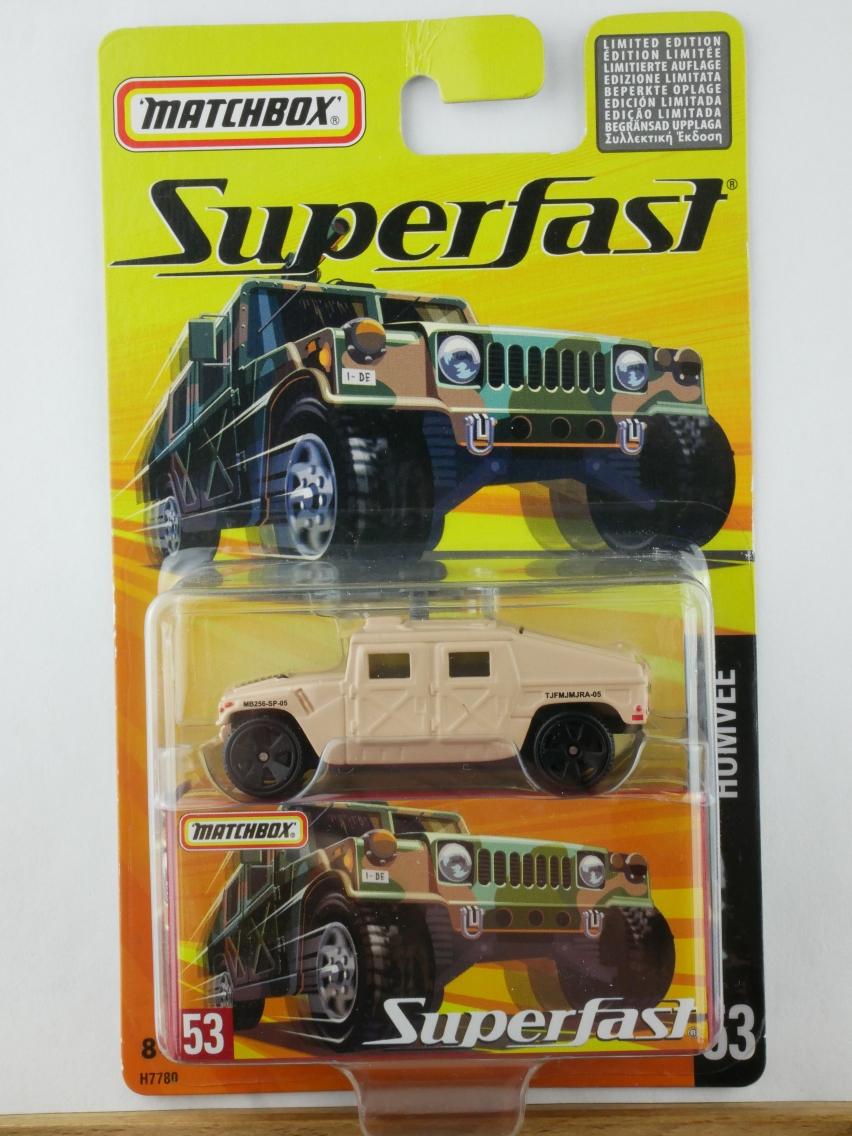 53 Humvee - 12105