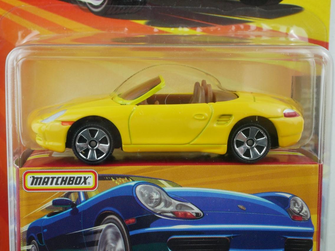 56 Porsche Boxster - 12111