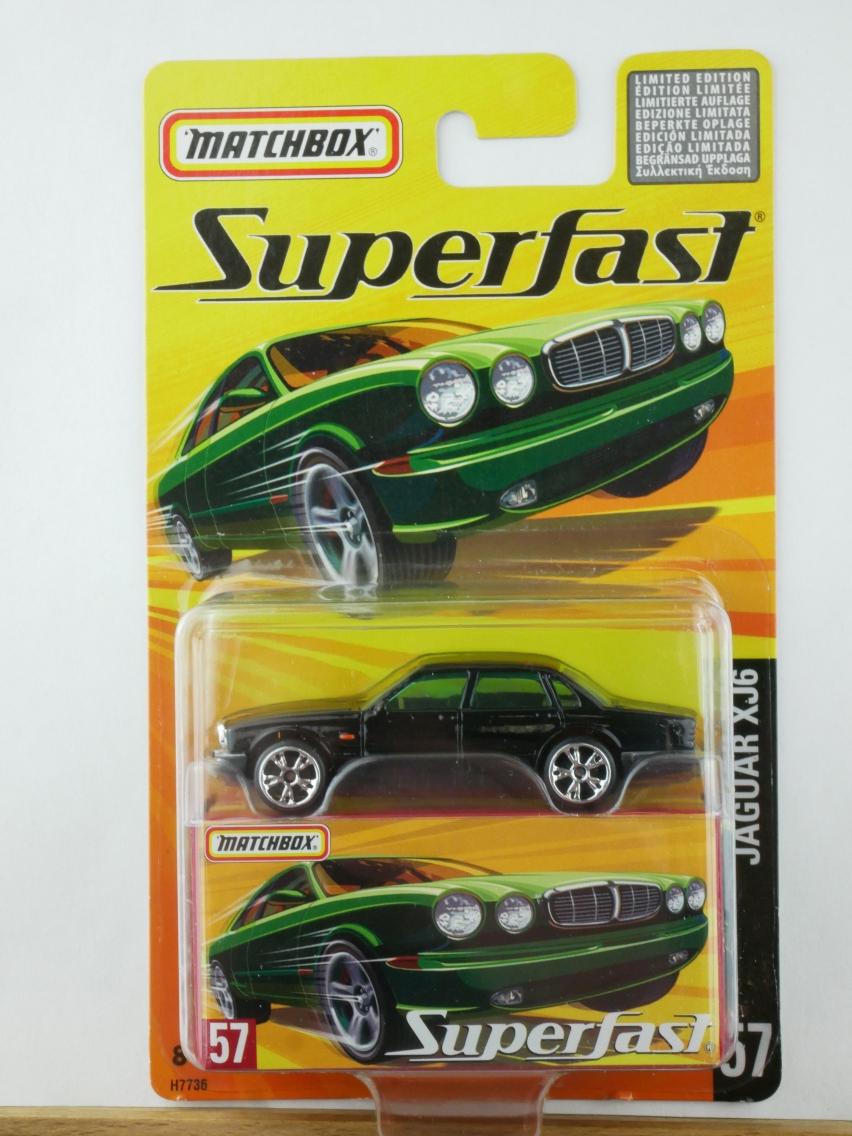57 Jaguar XJ6 - 12113