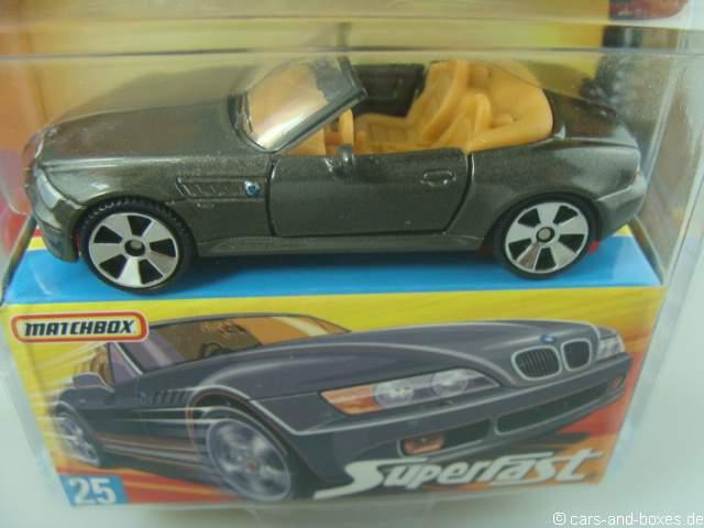 25 BMW Z3 anthrazit - 12154