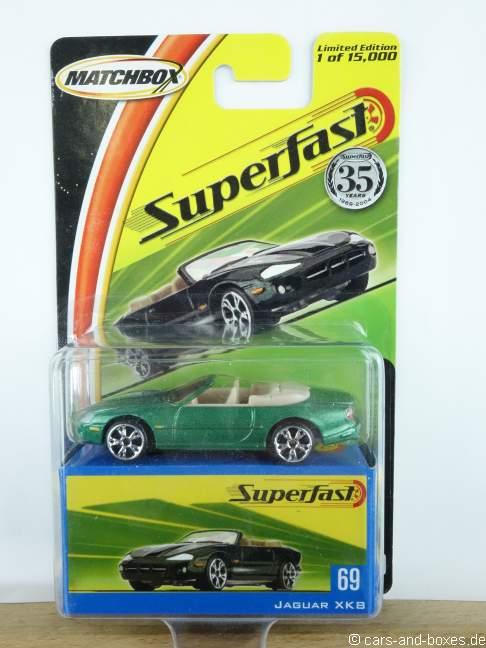 69 Jaguar XK8 - 12179