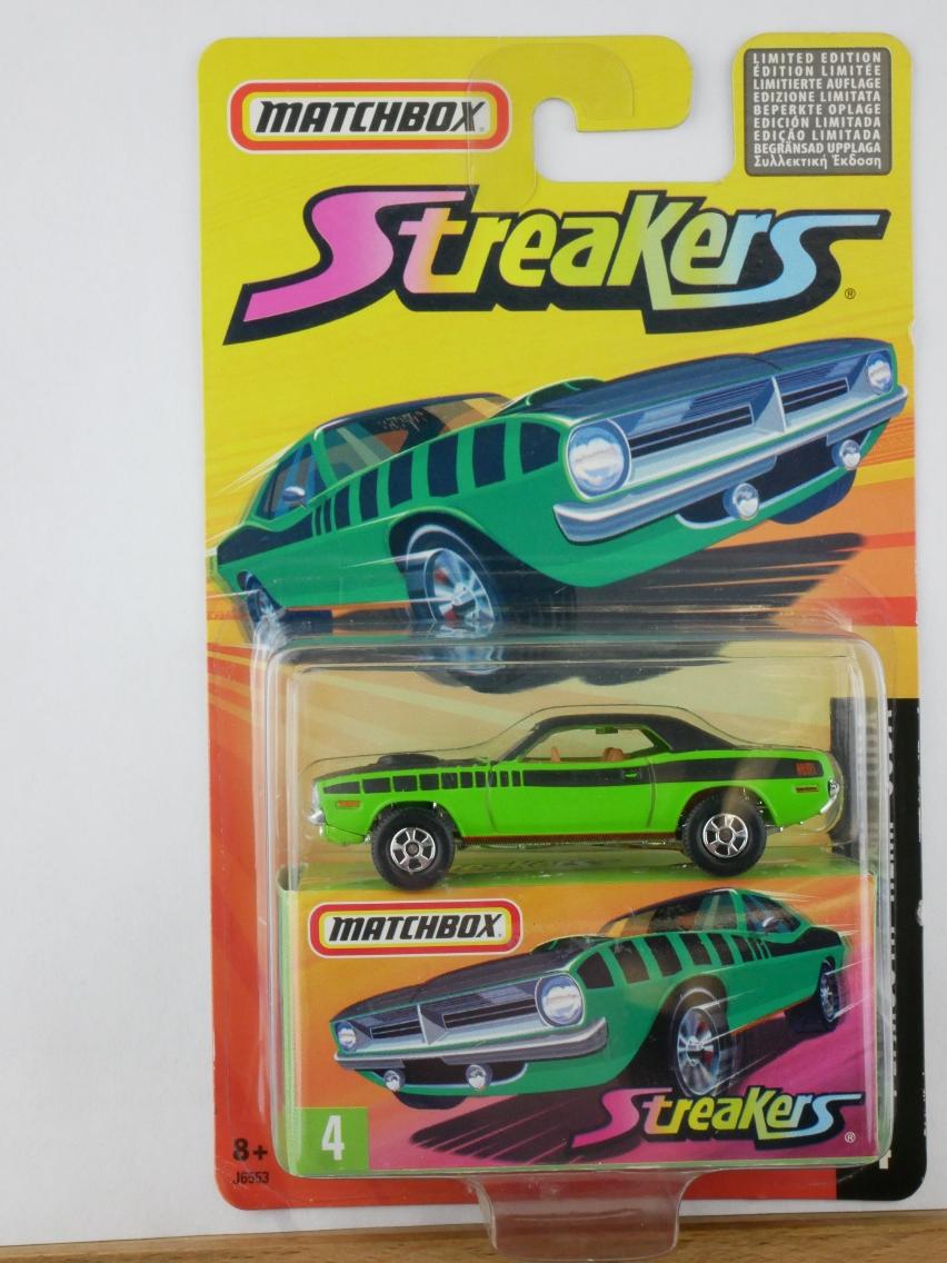 04 Plymouth Hemi Cuda Streakers - 12191