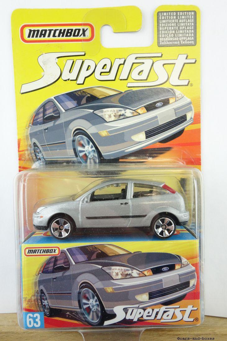 63 Ford Focus - 12201