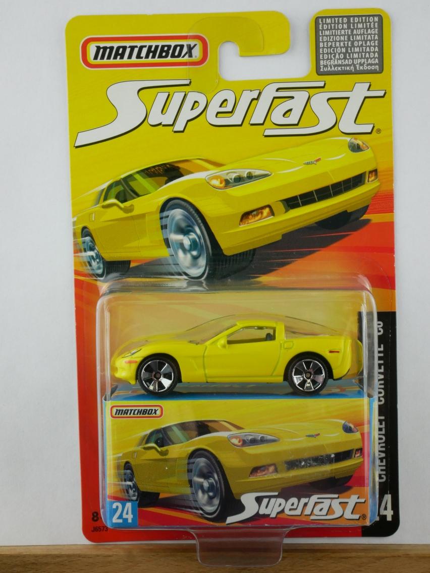 24 Chevrolet Corvette C6 - 12207