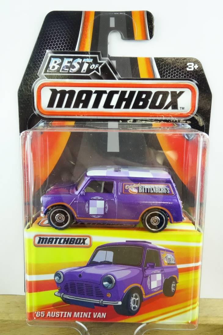 '65 Austin Mini Van - 12217