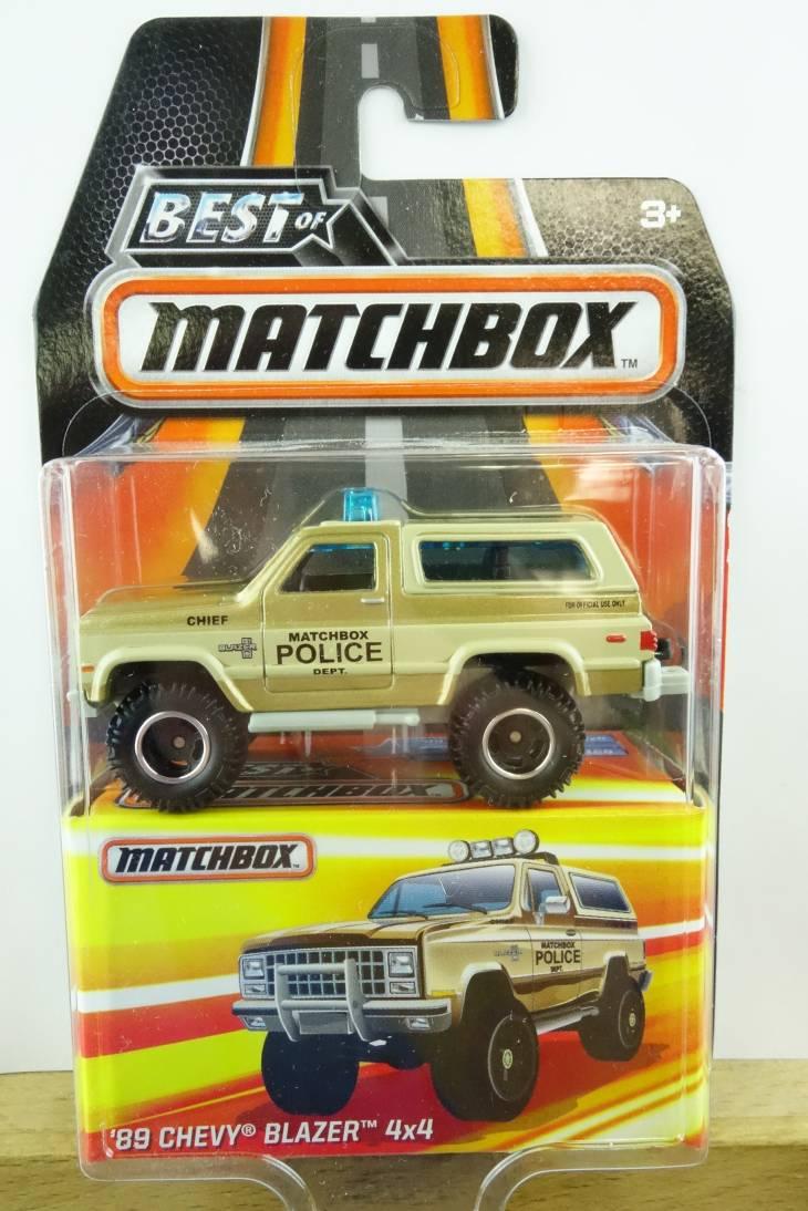 '89 Chevy Blazer 4x4 - 12220