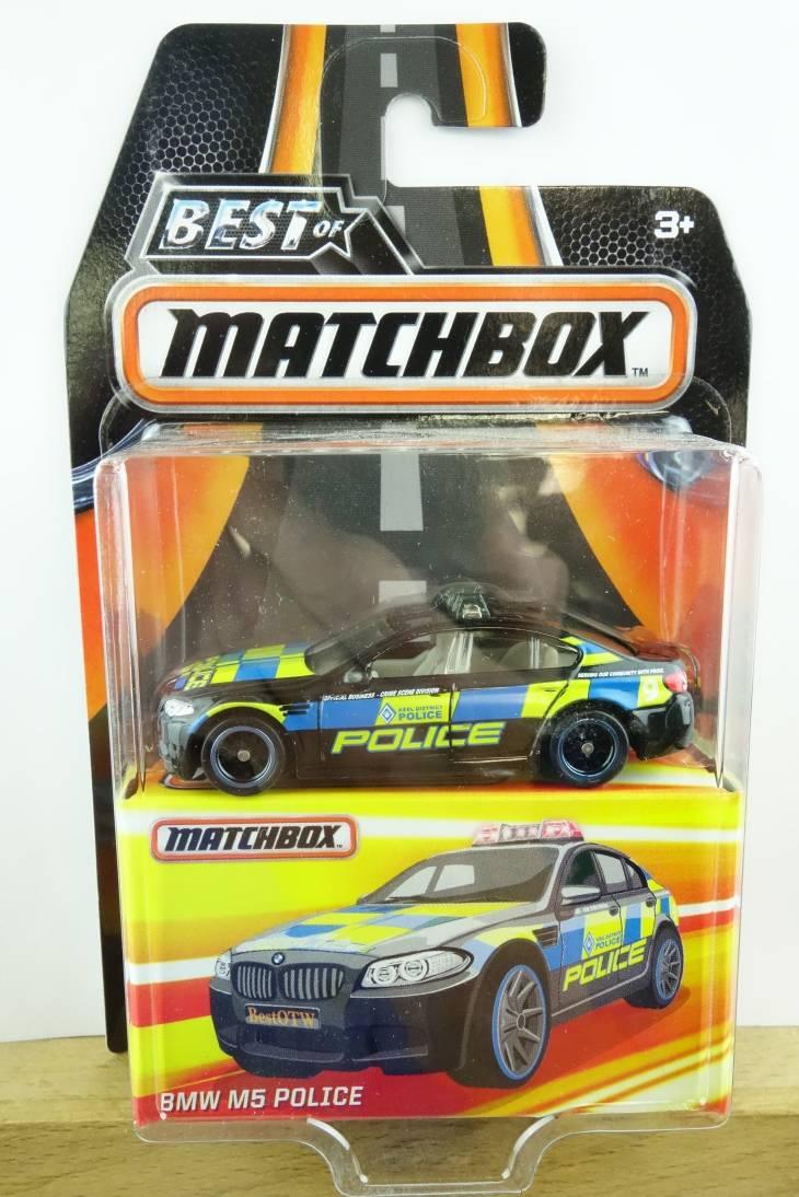BMW M5 Police - 12229