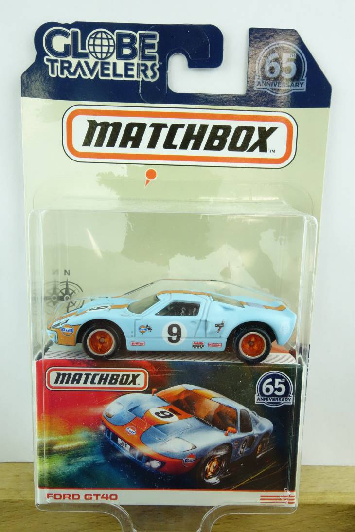 Ford GT40 - 12235