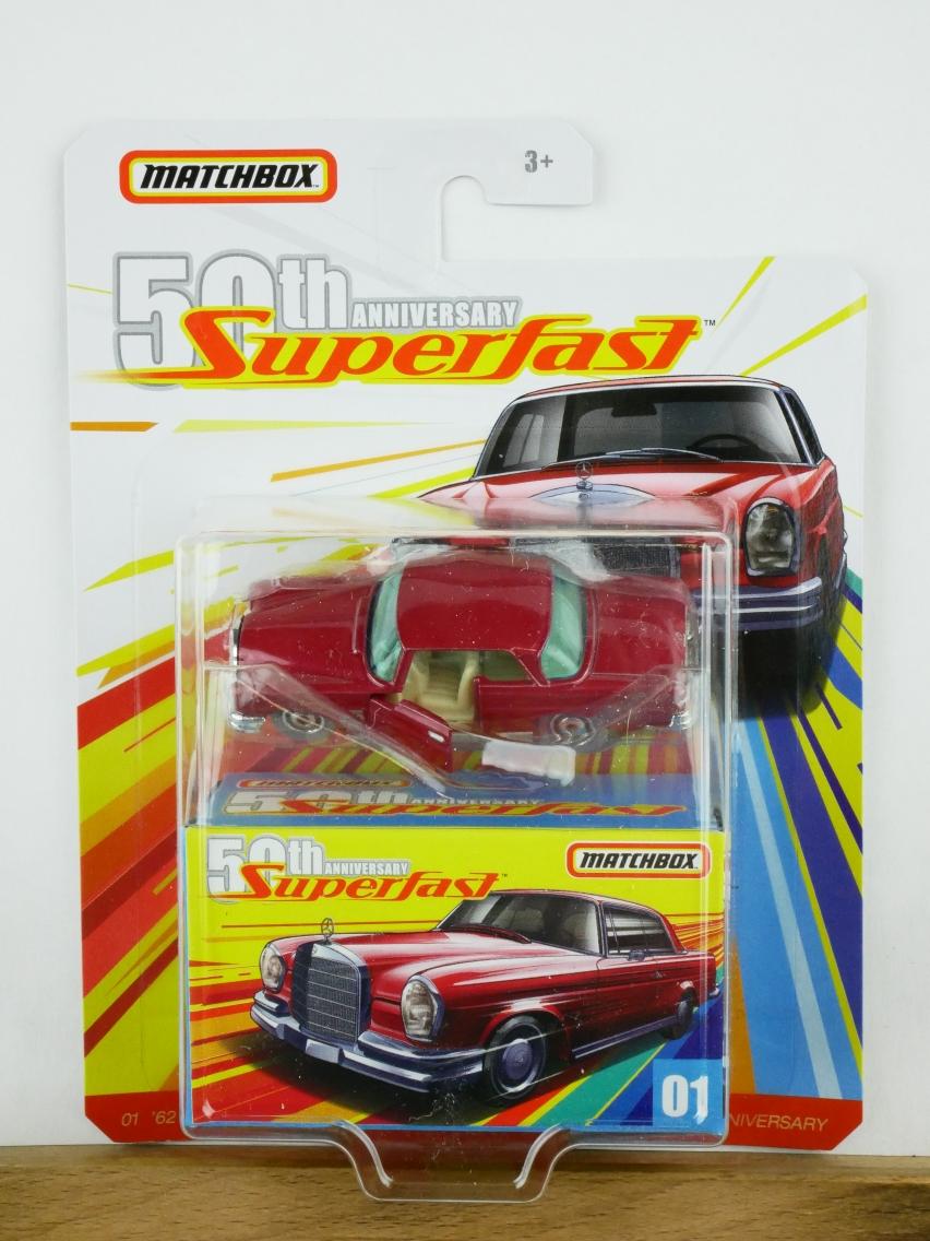 01 '62 Mercedes Benz 220 SE - 12238
