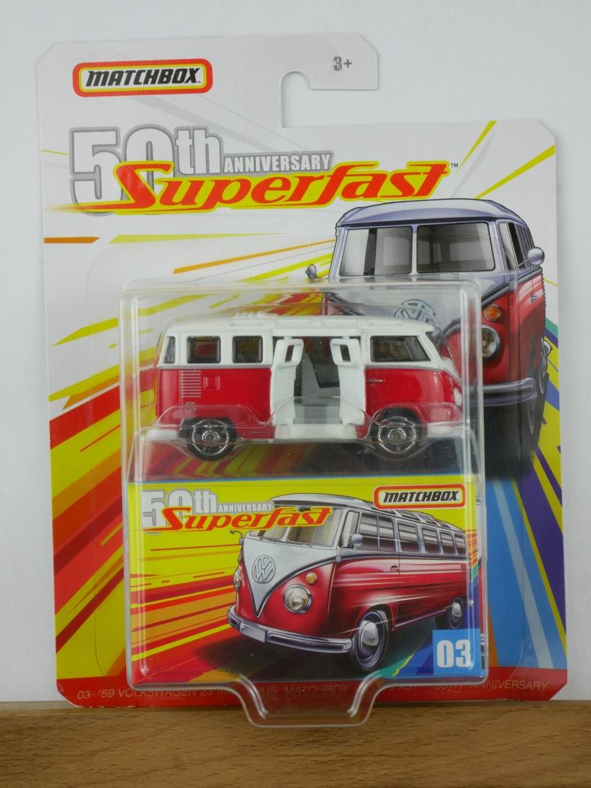 03 '59 Volkswagen VW 23 Microbus - 12240