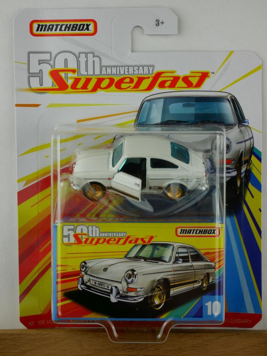 10 '65 Volkswagen VW Type 3 Fastback - 12259