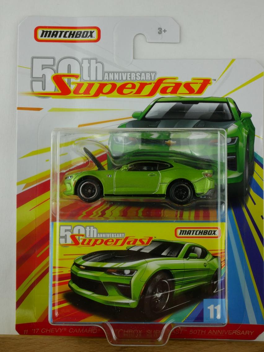 11 '17 Chevy Camaro - 12260