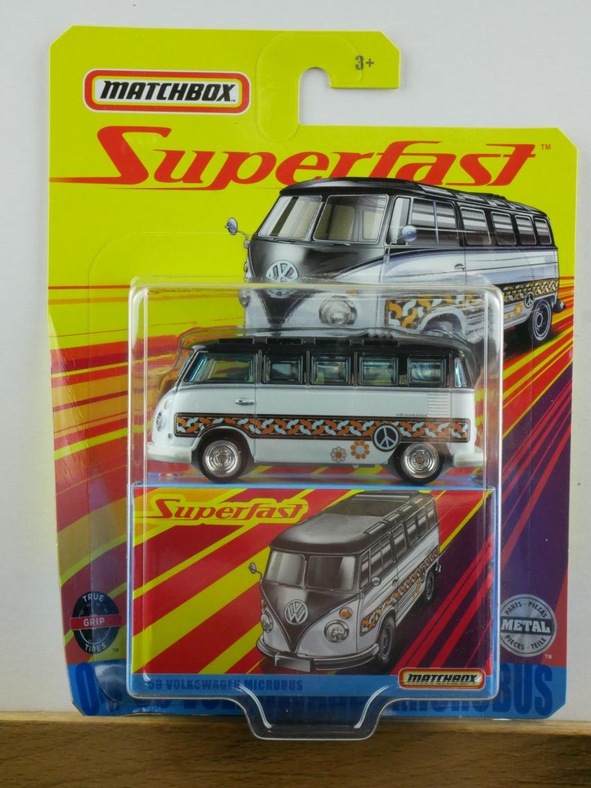 # 04 '59 Volkswagen VW Microbus - 12265