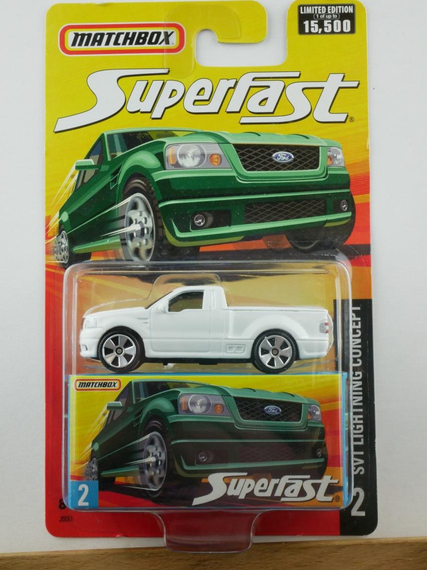 02 SVT Lightning Pick-up Concept white - 12271