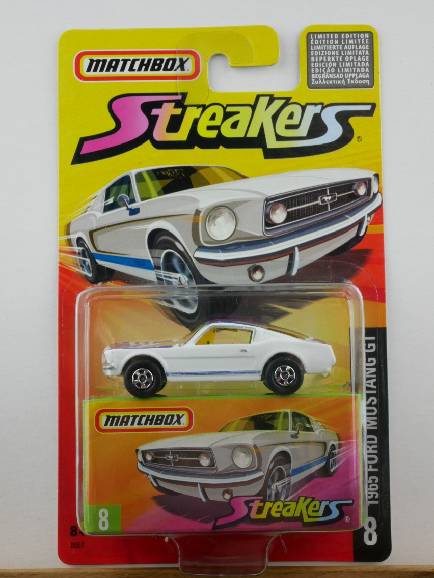08 1965 Ford Mustang GT Streakers - 12272