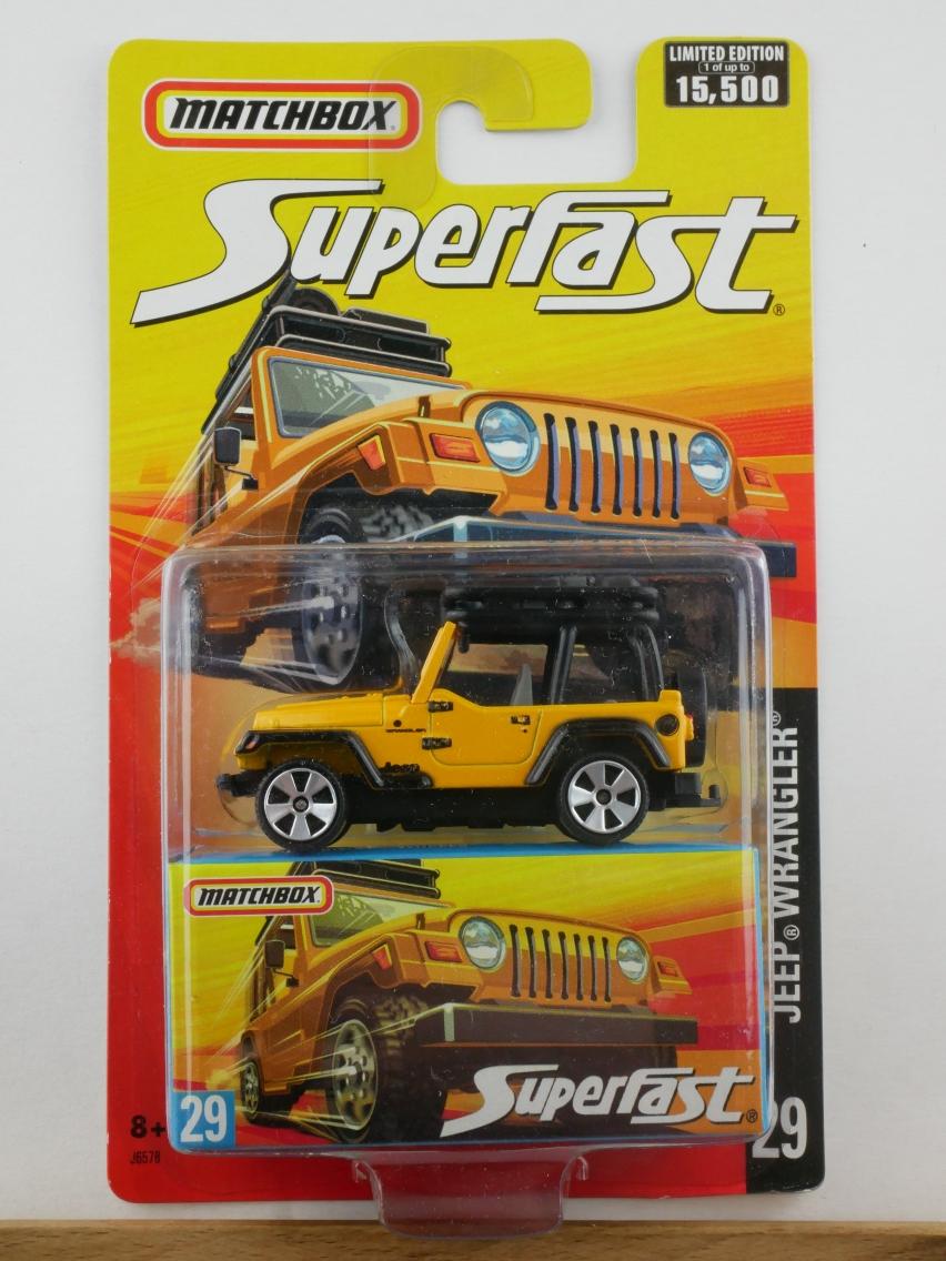 29 Jeep Wrangler - 12279