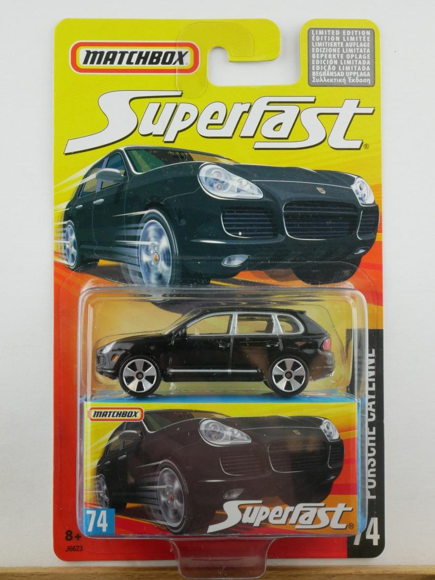 74 Porsche Cayenne - 12284