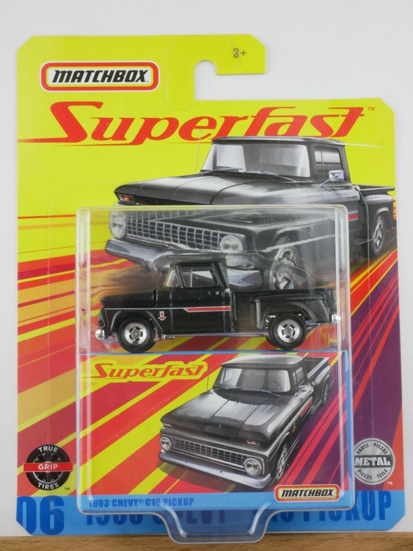 # 06 '63 Chevy C10 Pickup - 12285