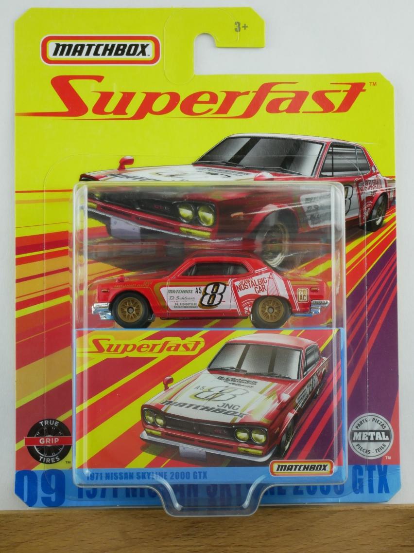 # 09 1971 Nissan Skyline2000 GTX - 12288