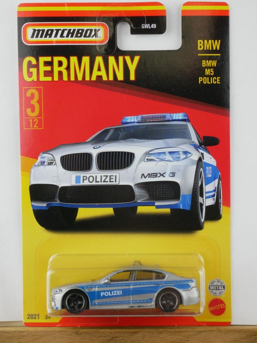 #03 BMW M5 Polizei - 12296
