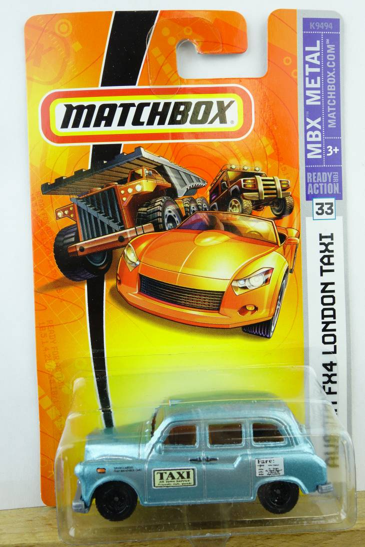 Austin FX4 London Taxi - 13284
