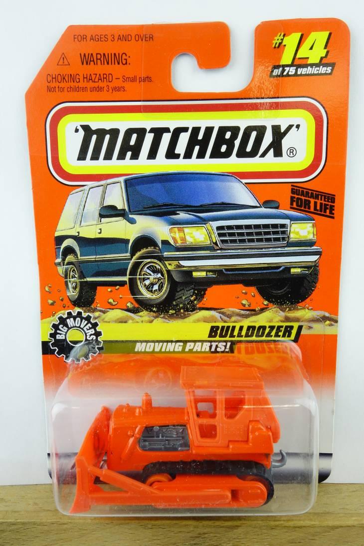 Bulldozer - 13316