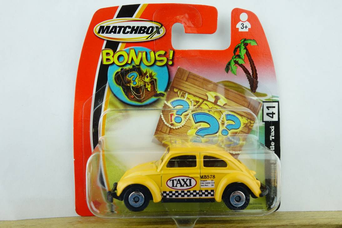 Volkswagen VW Beetle Taxi - 13366