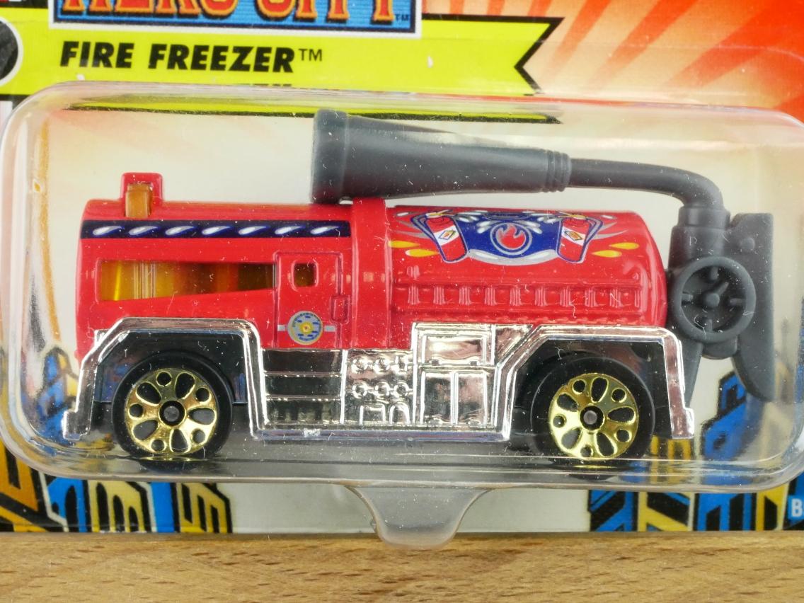Fire Extinguisher / Fire Freezer - 13503