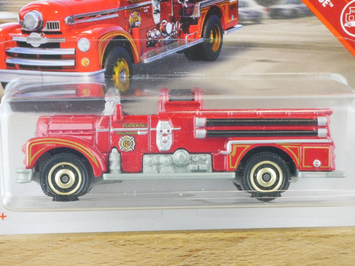 Seagrave Fire Engine - 13506