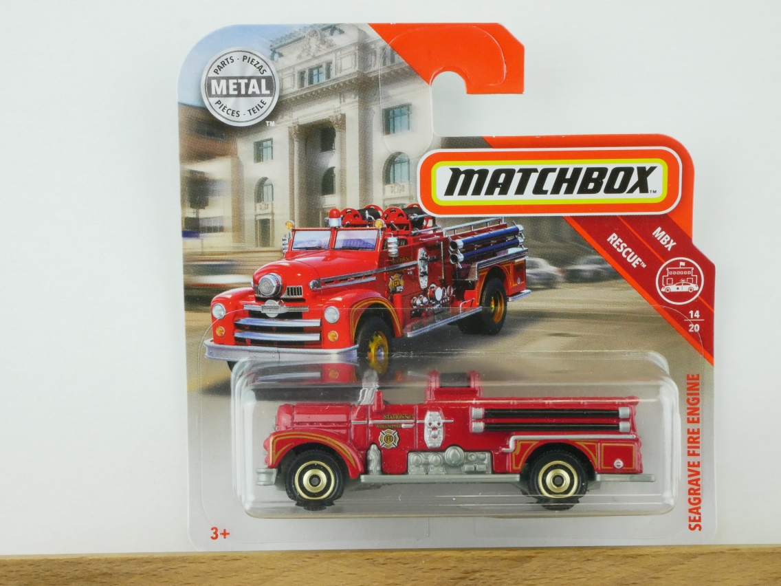Seagrave Fire Engine - 13506