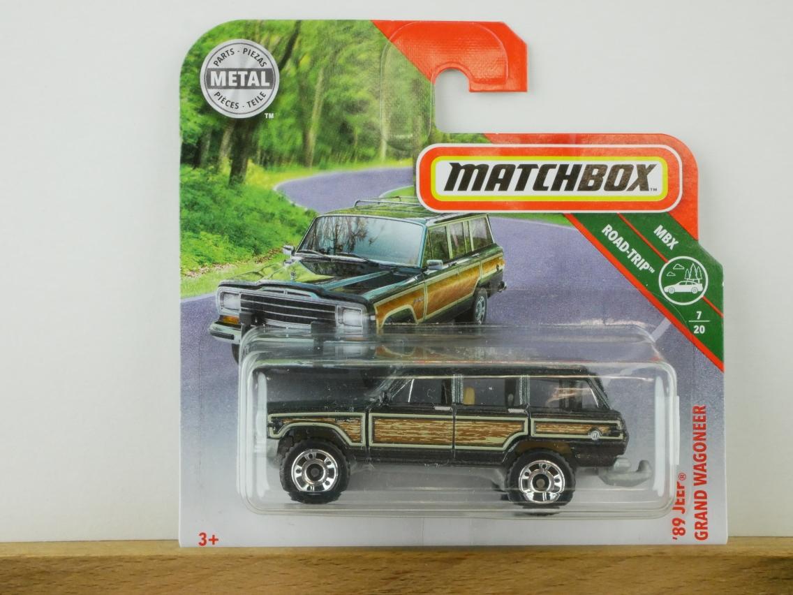 Jeep Grand Wagoneer '89 - 13516