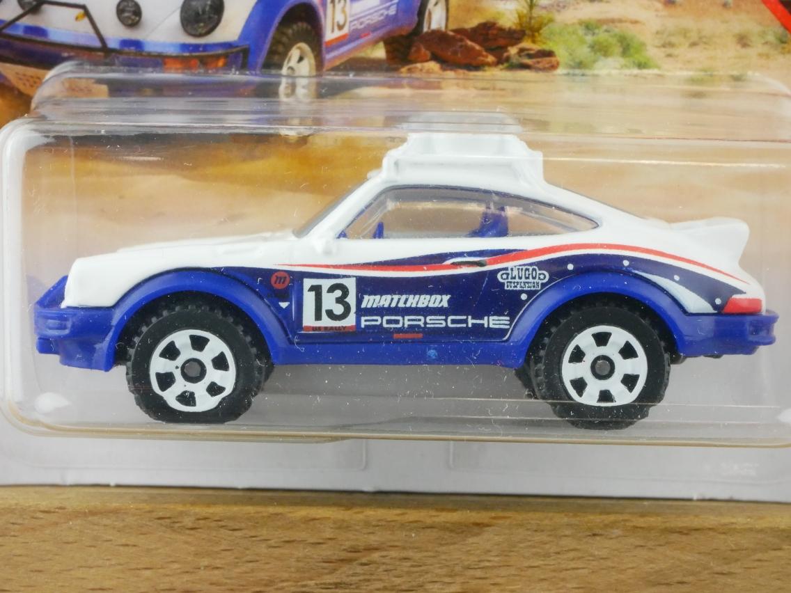 Porsche 911 Rally '85 - 13517