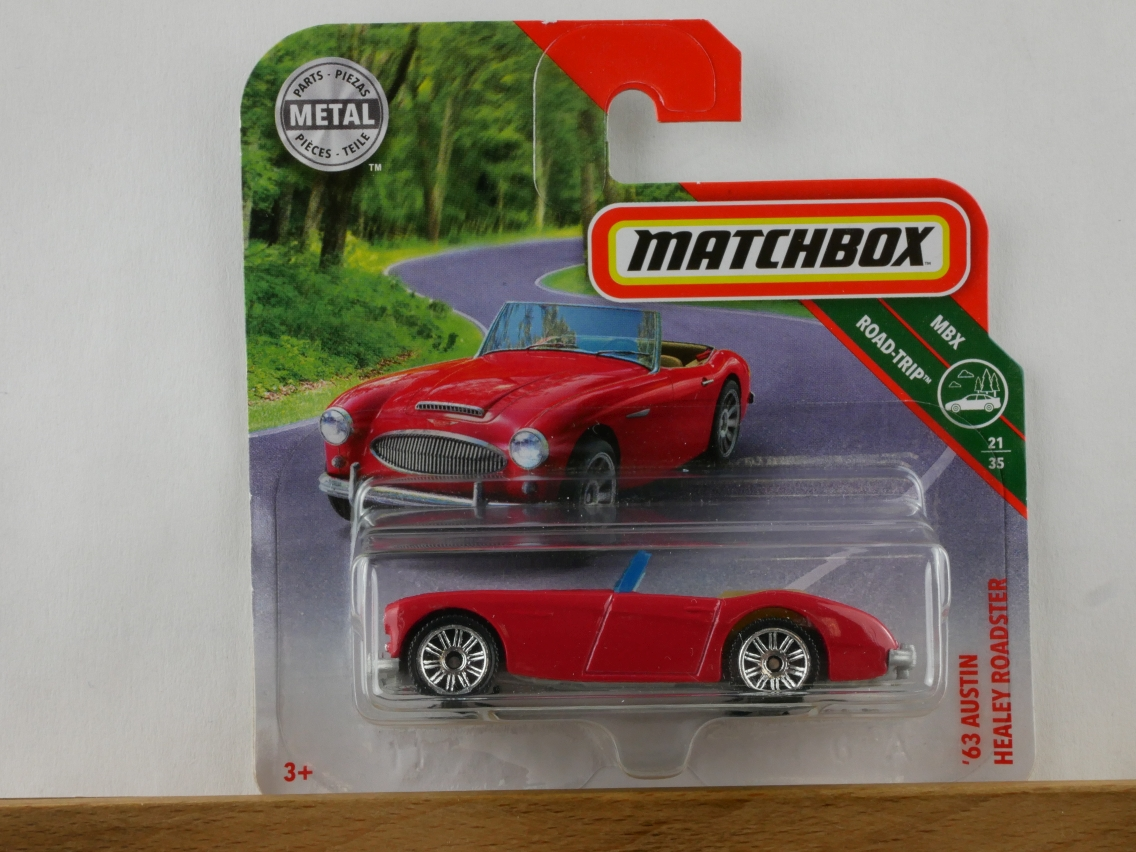 1963 Austin Healey Roadster - 13620