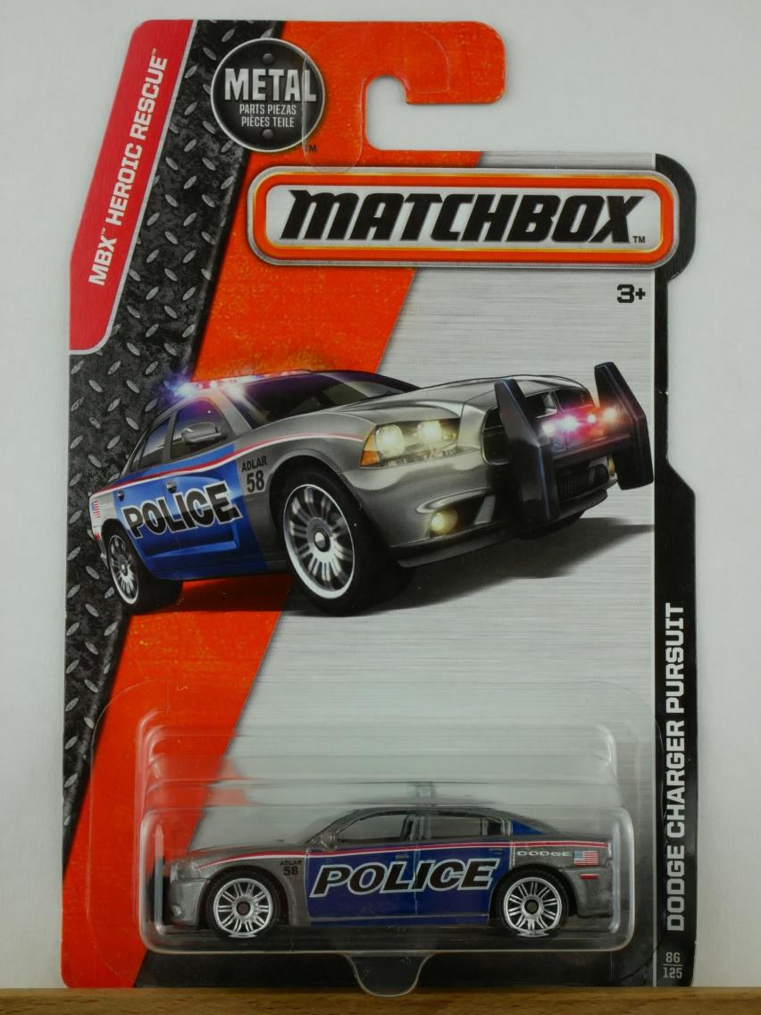 Dodge Charger Pursuit - 13645