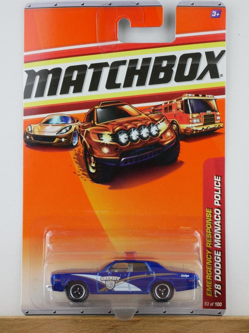 Dodge Monaco Police - 13685