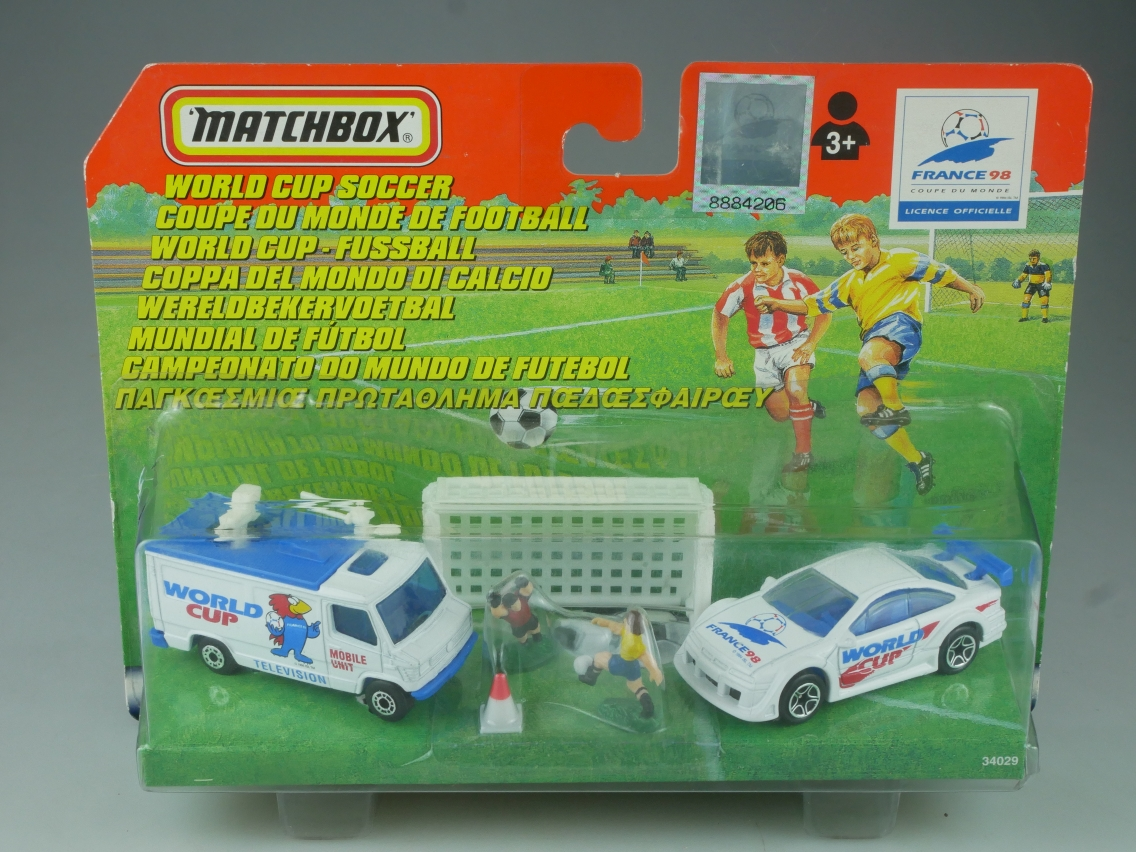 Adventure Pack World Cup Soccer France '98 - 13817