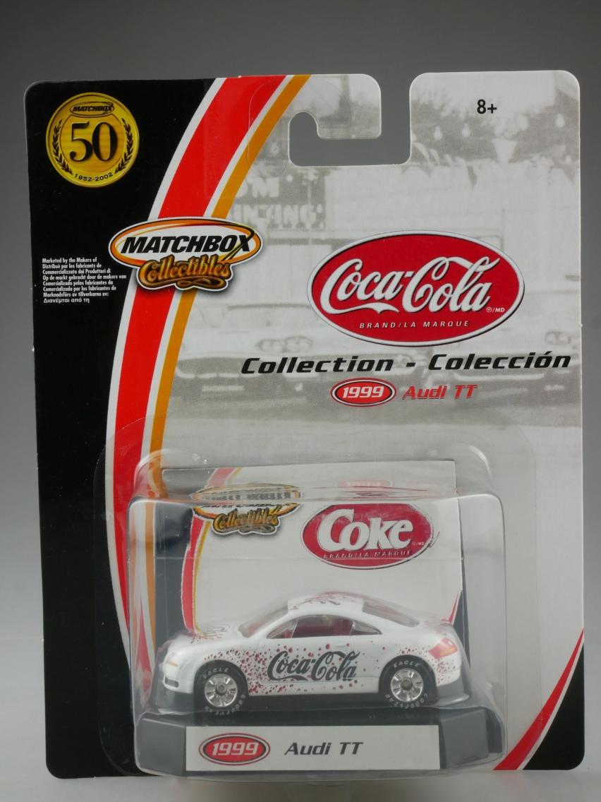 #06 Audi TT 1999 Coca-Cola - 13852